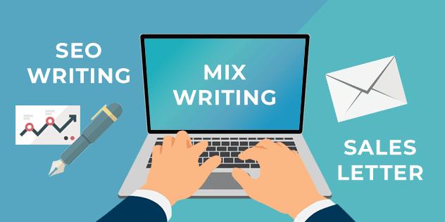 MIX WRITING