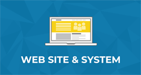 WEB SITE & SYSTEM